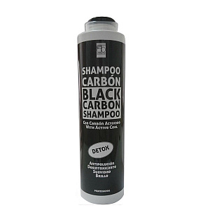 Carbon Black Shampoo