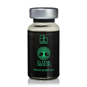 Ботокс для волос Brit Hair Group со стволовыми клетками ягоды Асаи Elixir Tree of Life  - 1 ампула от 3 до 5 процедур